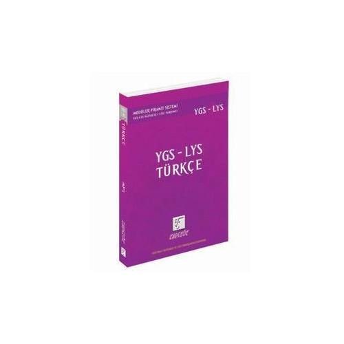 Karekök Yayınları Ygs-Lys Türkçe Konu Anlatımlı