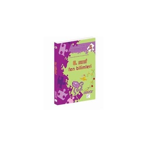 Karekök Yayınları 6.Sınıf Fen Bilimleri Modüler Piramit Sistemi Serisi