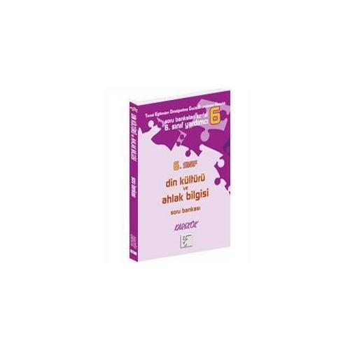 Karekök Yayınları 6.Sınıf Din Kültürü Ve Ahlak Bilgisi Soru Bankası