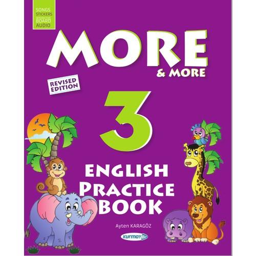 More & More English Practice Book 3 Kurmay Yayınları