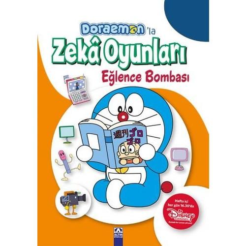 Doraemon'La Zeka Oyunları Eğlence Bombası