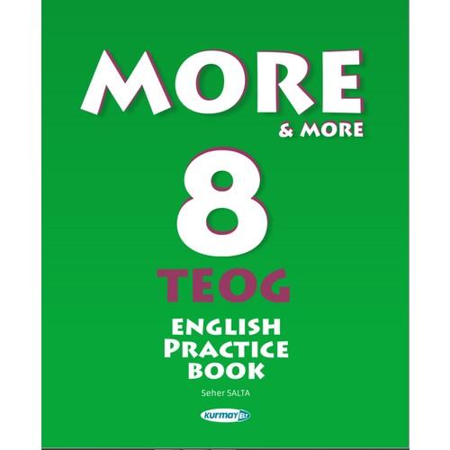 More English Practice Book 8 Kurmay Yayınları