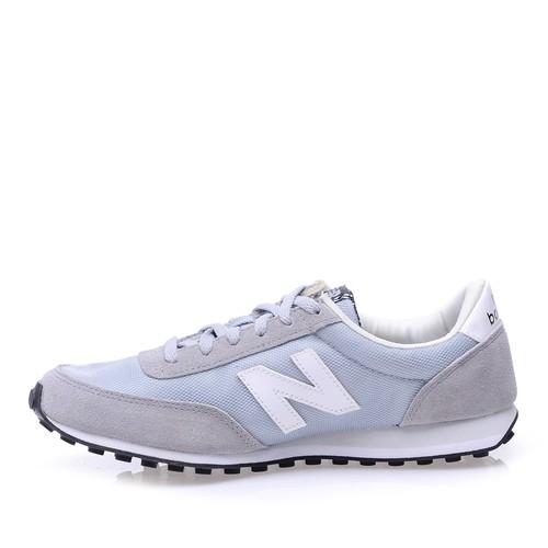 New Balance WL410 Vitamin Gri Kadın Günlük Ayakkabı