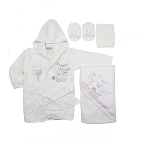 Baby Bebitof 3191 Doğum Günü Partisi Bornoz Seti