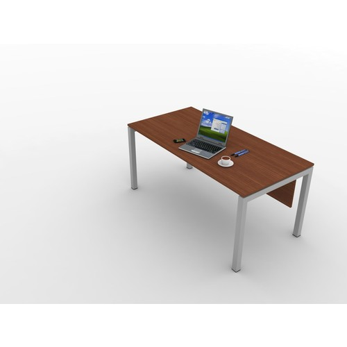 Kenyap 820633 Rena Metal Ayaklı Masa 160 cm-Tip 1