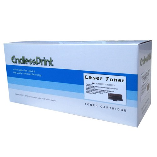 EndlessPrint, Samsung Clp-365,Clx-3305 İthal Muadil Toner Mavi ÇİPLİ (Clp365,Clx3305)