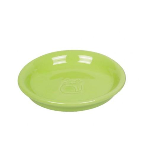 Nobby Kedi Süt Kasesi 14 X 2 cm Açık Yeşil