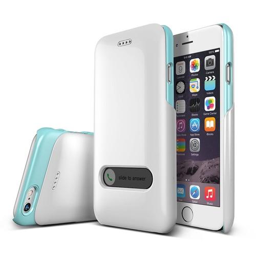 Verus iPhone 6/6S 4.7 Slim Hard Slide Kılıf PWTB