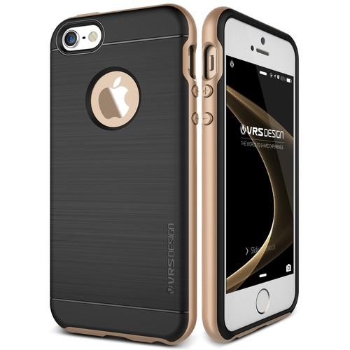 Verus iPhone SE High Pro Shield Series Kılıf Shine Gold
