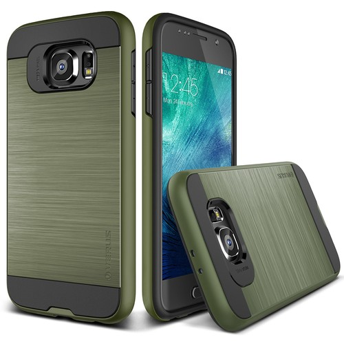 Verus Samsung Galaxy S6 Case Verge Kılıf Military