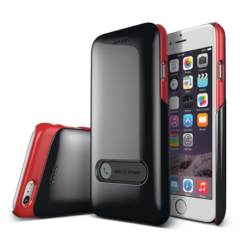Verus iPhone 6/6S 4.7 Slim Hard Slide Kılıf CBCR
