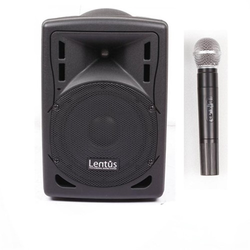 Lentus LNT-P80 El telsiz Portatif Ses Sistemi