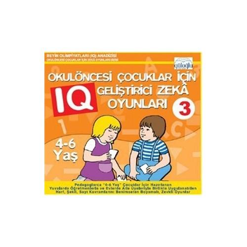 Okulöncesi çocuklar Için Iq Geliştirici Zeka Oyunları 3 Fiyatı