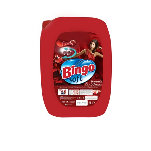 Bingo Soft Lovely 5L