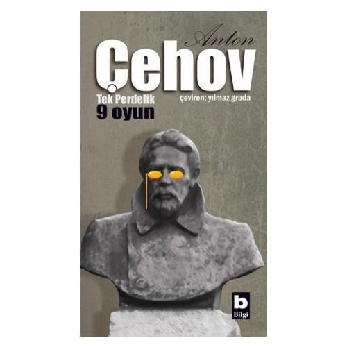 Anton Çehov Tek Perdelik 9 Oyun