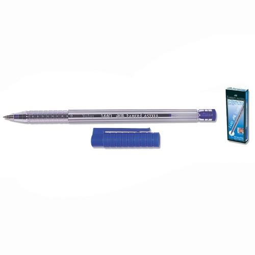Faber Castell 1440 0.8 Mm Mavi Tükenmez Kalem