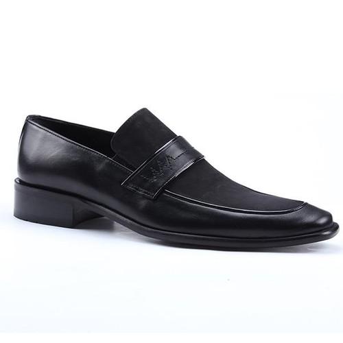 Nevzat Zöhre 726 %100 Deri Günlük Klasik Erkek Ayakkabı