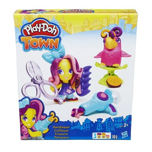 Play-Doh Town Figür Ve Arkadaşı B3411