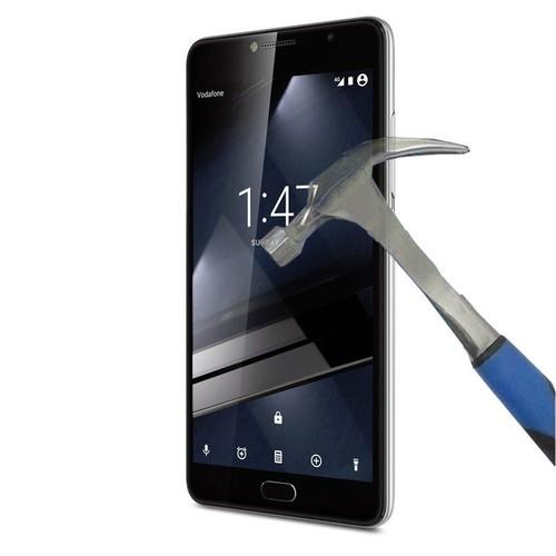 Teleplus Vodafone Smart Ultra 7 Temperli Kırılmaz Cam Ekran Koruyucu