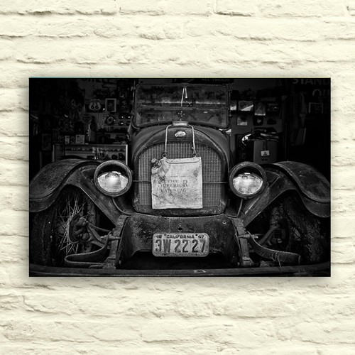 Fotocron California Araba Tablo 24X34 Cm