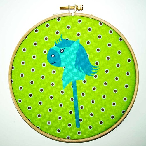 Dolce Home Wall Hoops, Kids Sevimli At
