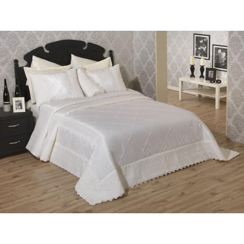 Perfecto Home Abella Çift Kişilik Yatak Örtüsü