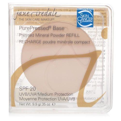 Jane Iredale Pressed Powders SPF 20 Mineral Foundation Refill Sıkıştırılmış Pudra - Satin 9.9 g