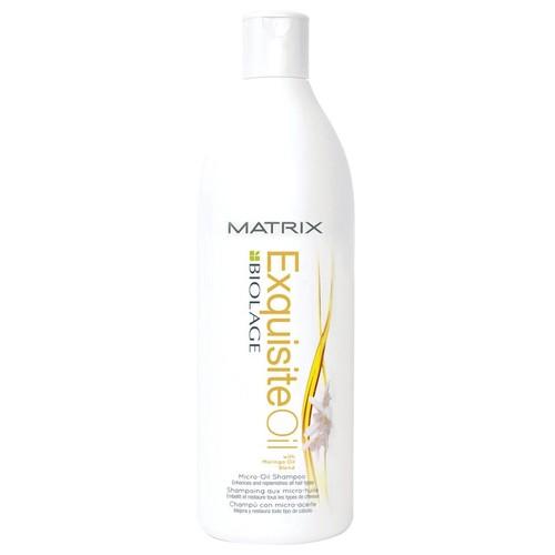 Matrıx Biolage Exquisite Oil Argan Yağlı Şampuan 1000Ml