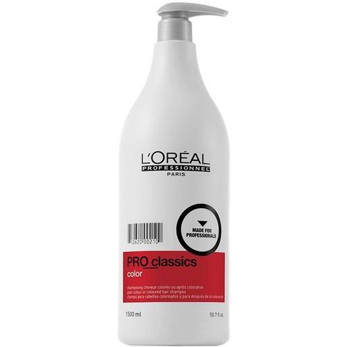 Loreal Pro Classic Color Boya Sonrası Renkkoruyucu Şampuan 1500Ml
