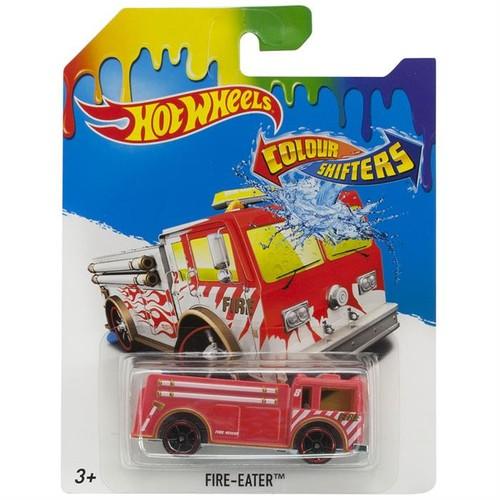 Hot Wheels Renk Değiştiren Araçlar Fire-Eater