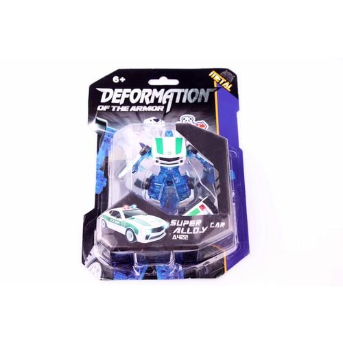 Nani Toys Transformers Super Metal Robot Araba