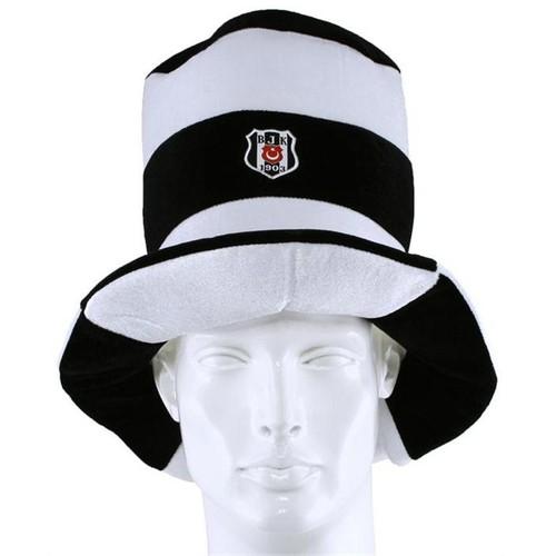 Beşiktaş Çizgili Baron Festival Lisanslı Şapka