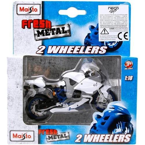 Maisto Bmw Hp2 Sport 1:18 Model Motorsiklet