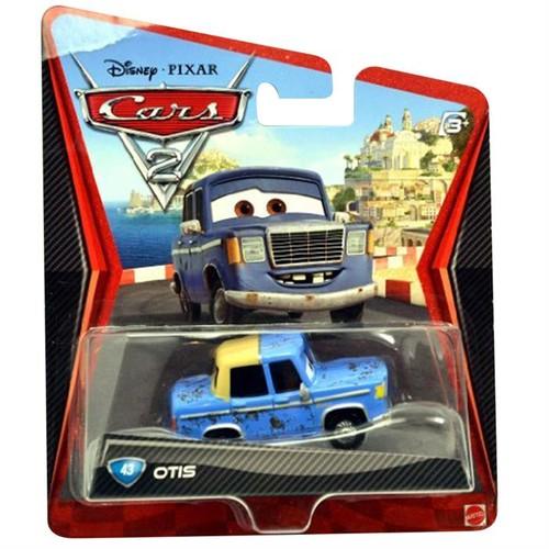 Disney Cars 2 Tekli Karakter Araçlar Otis