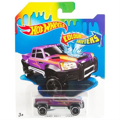 Hot Wheels Renk Değiştiren Araçlar Mega Duty Truck