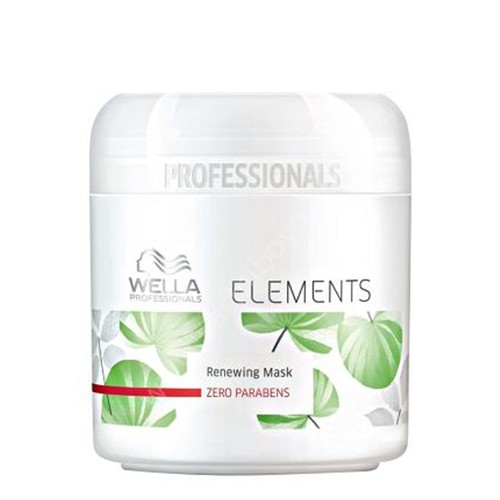 Wella Elements Renewing Parabensiz Yenileyici Maske 150ml