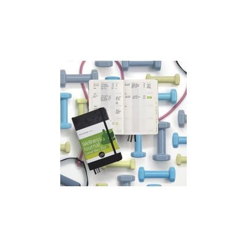 Moleskine Defter 3186 Large Wellness Journal 13X21 Cm