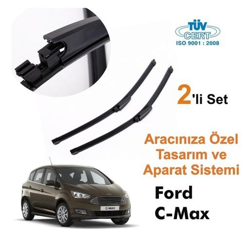 Ford C-Max Araca Özel Silecek Takımları (Sağ-Sol)