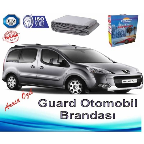 Peugeot Partner 4 Mevsim Mıflonlu Su Geçirmez Guard Branda