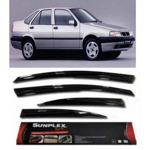 4 Lü Fiat Tempra Ön-Arka Sport Style Sunplex Cam Rüzgarlığı