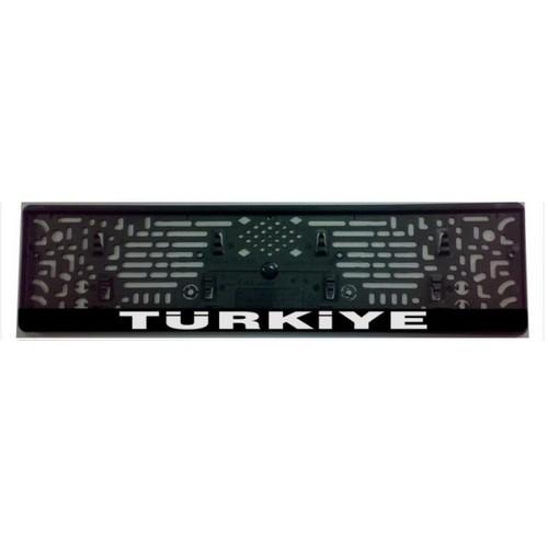 Plakalık Pilastik Türkiye Yazılı (Adet)