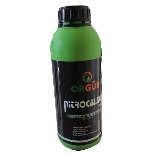 Nitrocalmin Kalsiyum Azot Ağırlıklı Sıvı Gübre 1 Litre