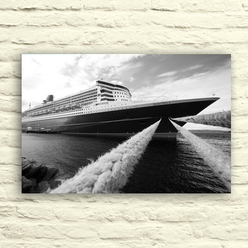 Fotocron Queen Marry 2 Tablo 24X34 Cm