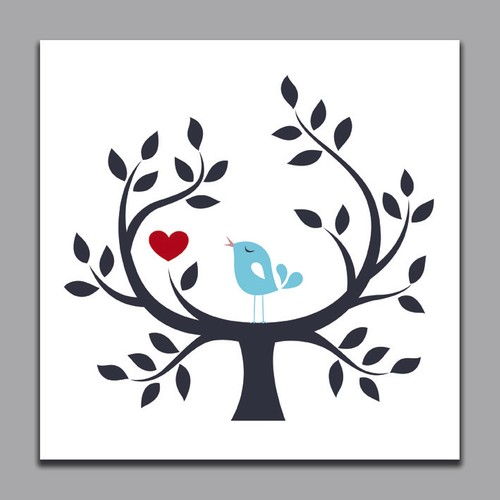 Dolce Home Love Dekoratif Tablo K20m53