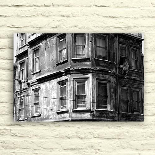 Fotocron Pencereler Tablo 24X34 Cm