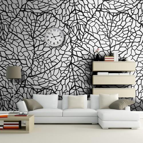 Monopop Duvar Kağıdı 50 x 280 cm Şekiller