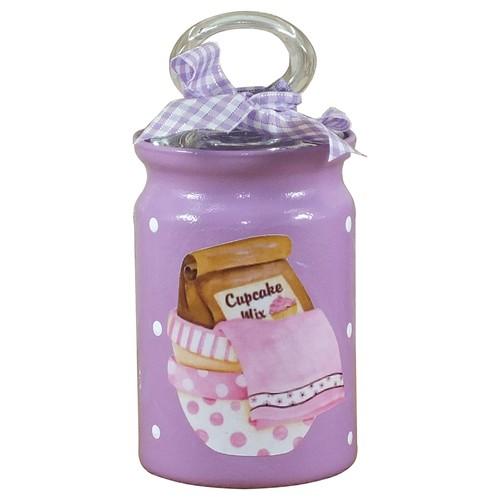 Neslidesign Mini cupcakeli kavanozlar 14