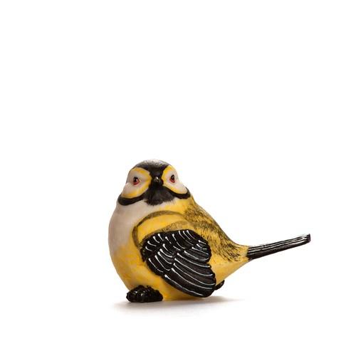 Alara Home Dekoratif Kuş Biblo- Küçük