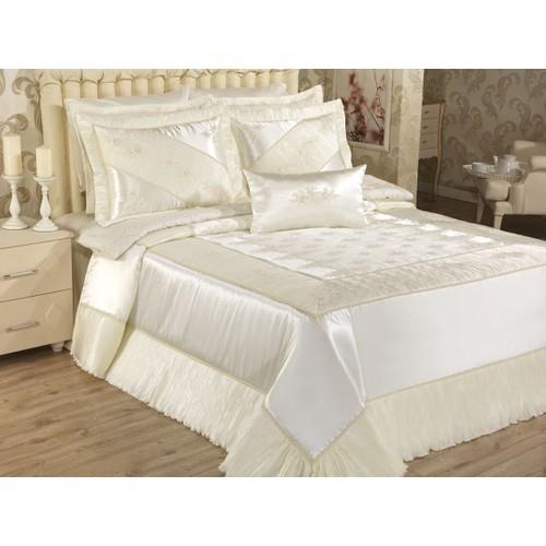 Perfecto Home Maria Çift Kişilik Yatak Örtüsü