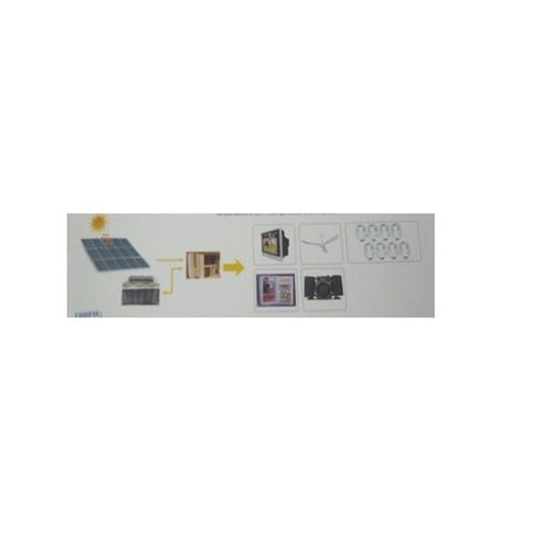 Greensolar 640 W Güneş Enerji Sistemi Seti And640